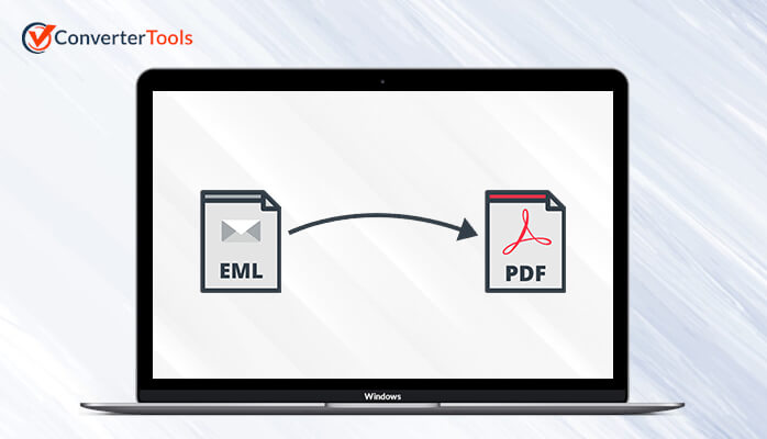 Convert EML to PDF file format
