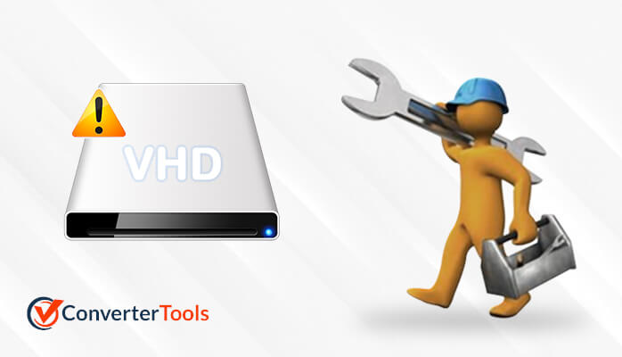 Recover data from corrupt VHD file