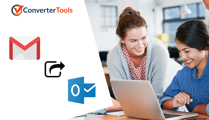 Export Gmail to PST using Outlook and Google Takeout.