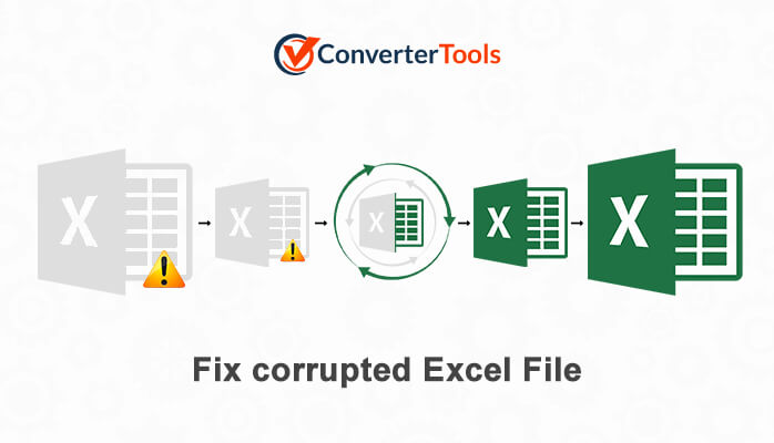 fix corrupted excel file and recover lost data