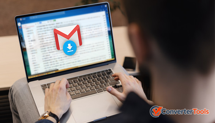 download gmail messages on computer system