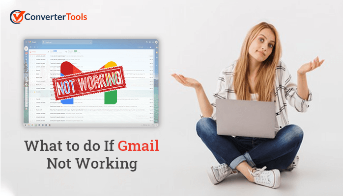 Fix Gmail not working error
