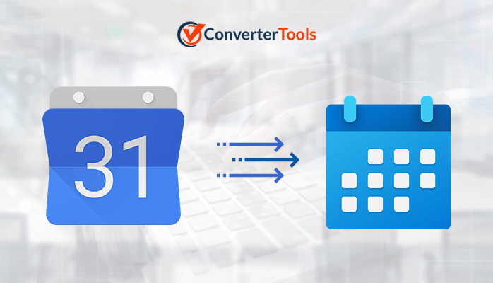 sync Google calendar with Outlook calendar online