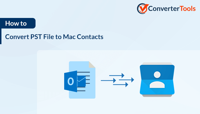convert pst contacts to mac contacts