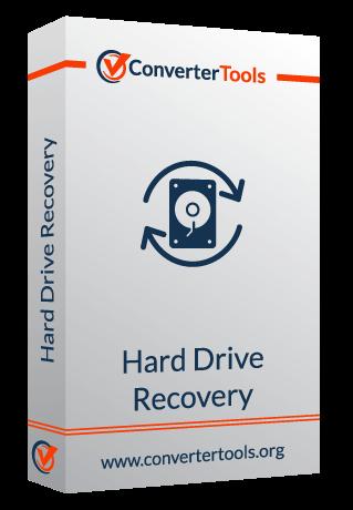 Hard Drive Recovery box