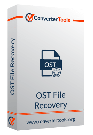 OST File Repair box