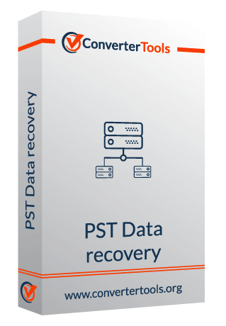 PST Data Recovery box