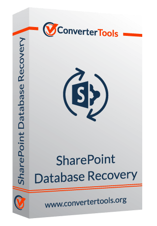 SharePoint Database Recovery box