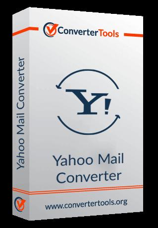 Yahoo Mail Converter box