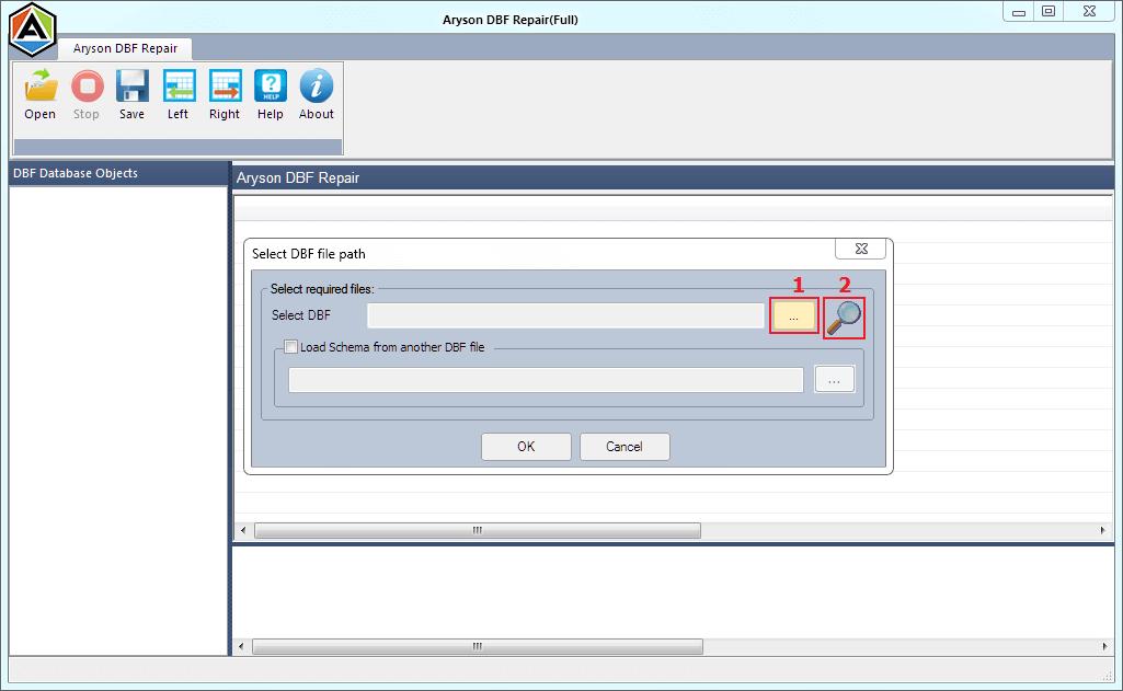 DBF Repair Tool 17.0 full