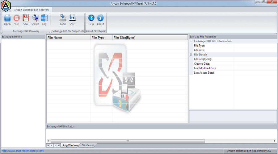 Windows 7 Exchange Backup Recovery 17.0 full