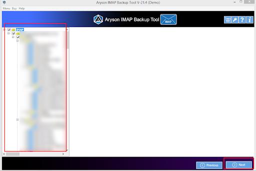 IMAP to IMAP Converter step-3