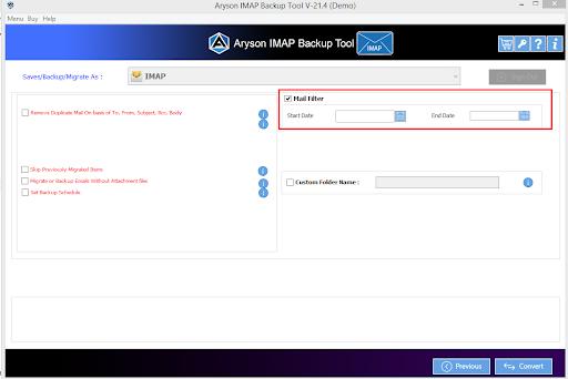 IMAP to IMAP Converter step-7