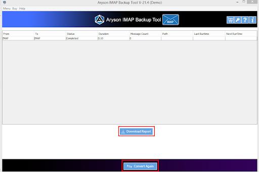 IMAP to IMAP Converter step-9