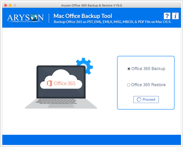 office 365 Backup step-1