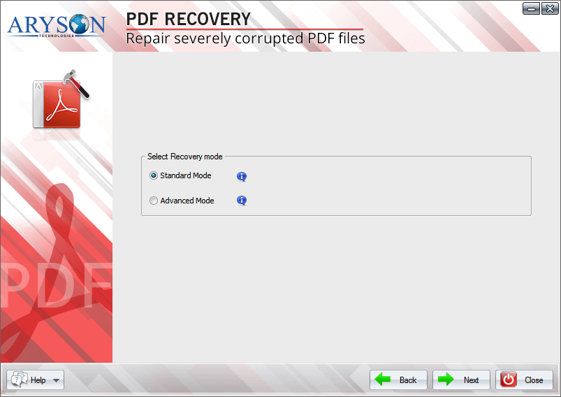 PDF Recovery Tools